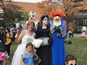 cinderella, her fairy godmother, stepmother and evil stepsisters