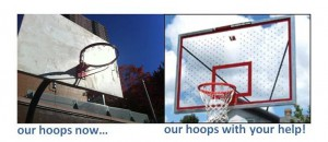 hoops before after