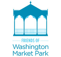 Friends of Washington Market Park logo